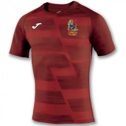 T-shirt da Espanha Rugby treinamento