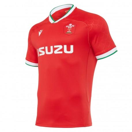 Samarreta Wales Rugby Union