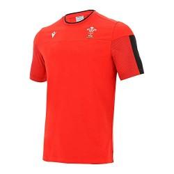 Camiseta entrenamiento Wales