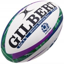 Balon de rugby Escocia Tartan