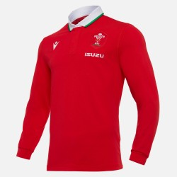 Polo de Rugby Wales oficial