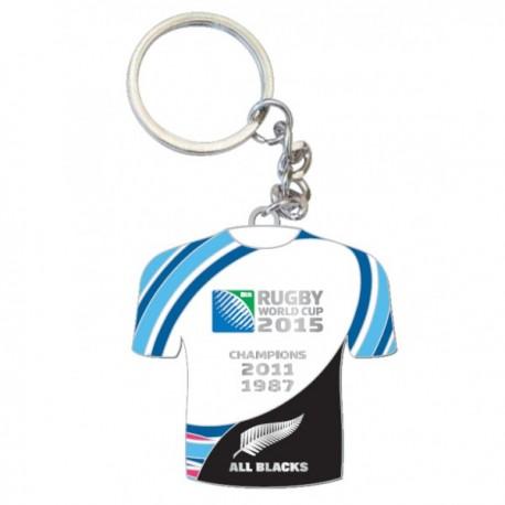 Porta-chaves All Blacks RWC 2015