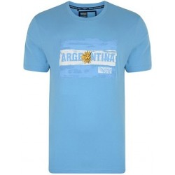 Camiseta algodón de Argentina RWC 2015