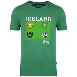 Camiseta algodón de Irlanda RWC 2015