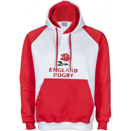 Suéter capuz England Rugby II