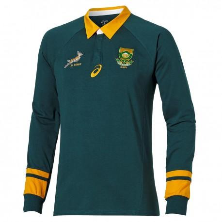 Jersey rugby Sudáfrica clássico