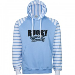 Suéter Italy Rugby Made for strong