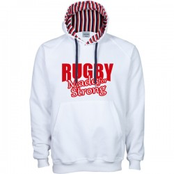 Sudadera England Rugby Made for strong