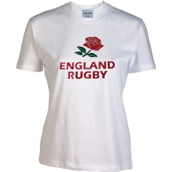 T-shirt Mulher England Rugby
