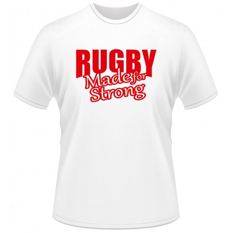 Camiseta England Rugby Made for strong