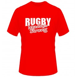 Samarreta Wales Rugby Made for strong