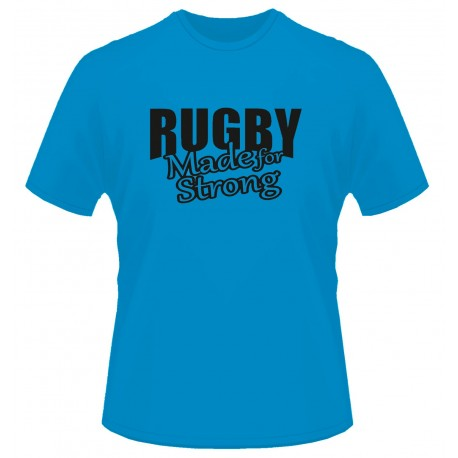Camiseta Italy Rugby Made for strong