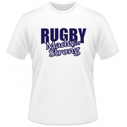 Camiseta Scotland Rugby Made for strong
