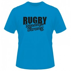 Samarreta nen Italy Rugby Made for strong