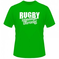 T-shirt menino Ireland Rugby Made for strong