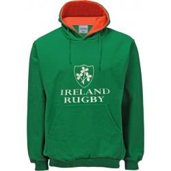 Dessuadora caputxa Ireland Rugby