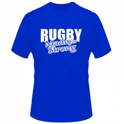 T-shirt menino France Rugby Made for strong