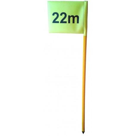 Banderí de senyalització Camp