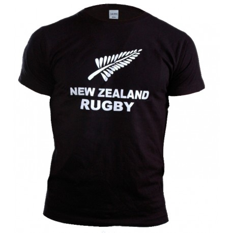Camiseta New Zealand tri-campeón m/c