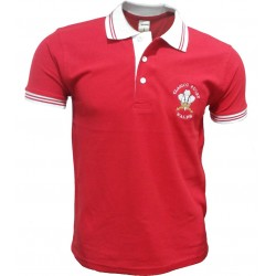 Polo de paseo Wales Rugby