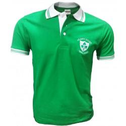 Polo de Irlanda rugby menino