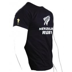 Camiseta New Zealand tri-campeón m/c