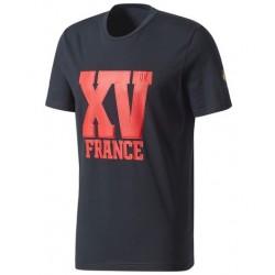 T-shirt algodão XV de France