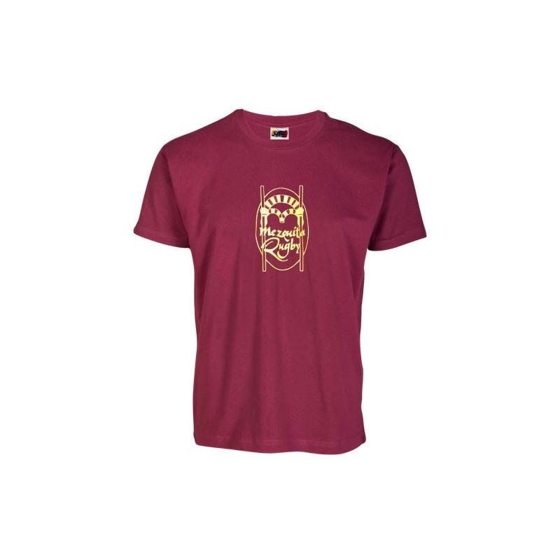 Camiseta de algodón Mezquita Rugby