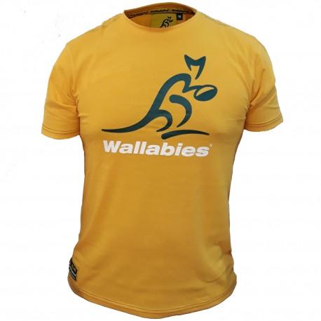 Camiseta Australia logo