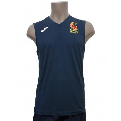 T-shirt de alças do Espanha Rugby