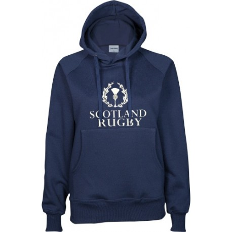 Sudadera Capucha Mujer Scotland Rugby