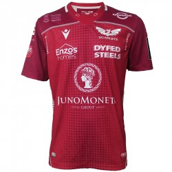 T-shirt dos Scarlets