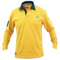 Polo de Rugby Australia oficial