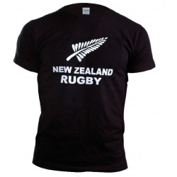 Camiseta Niño New Zealand tri-campeón