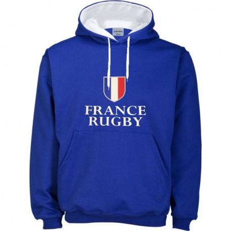 Dessuadora caputxa France Rugby