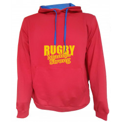 Suéter Rugby Made for strong